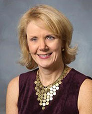 Photo of Cathy Steinhafel, Law '89, Senior Director of Development, Planned Giving